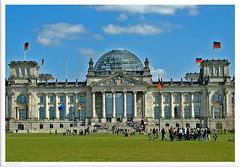 Berlin Germany - Reichstagsgebäude