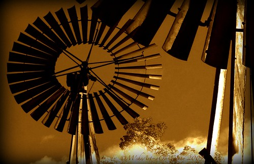 In the windmills of your mind...