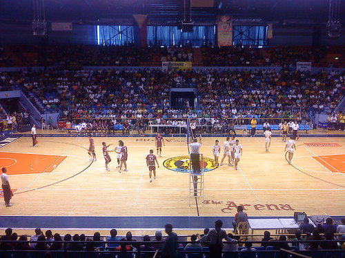 UP vs UST