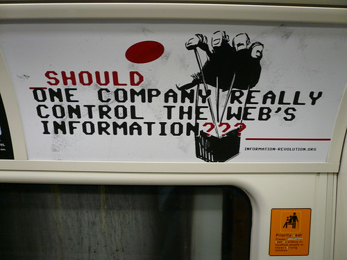 anti-Google campaign