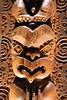 Maori Schnitzkunst