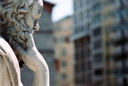 Thinking. by Gabba Gabba Hey!, on Flickr
