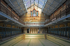 victoria baths (Osdog LRPS) Tags: architecture swimming manchester victorian baths victoriabaths upcoming:event=169561 bbcredbutton