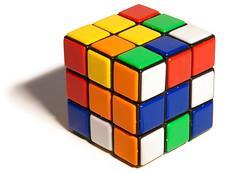 Rubik Cube, 1980s