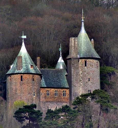 Замок Coch castle - Страница 2 454185652_482ee66ba3