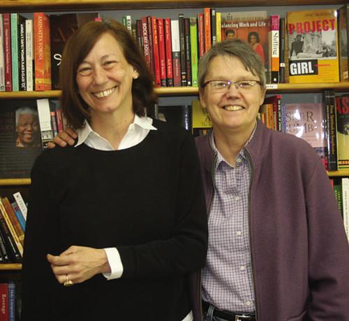 Linda & Ann