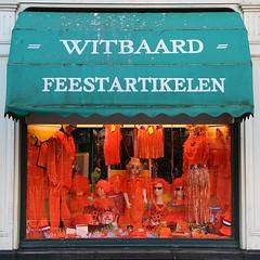 vitrine orange
