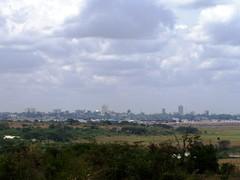 Nairobi is really close!!