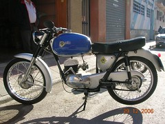 Bultaco 155 (DeFerrol) Tags: classic bike moto bultaco