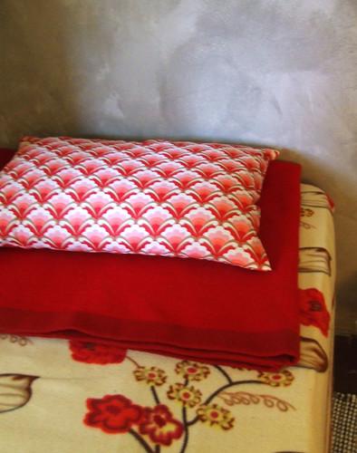 Saipan - red slumber
