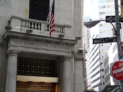 New York Stock Exchange by wenzday01 on Flickr