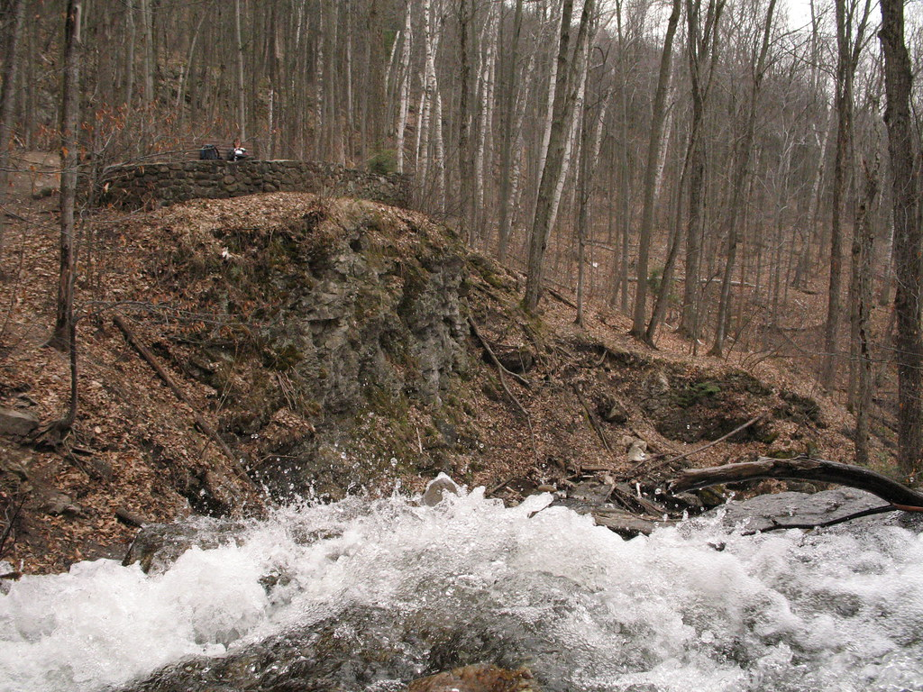 Waterfalls on the Lauriault Trail