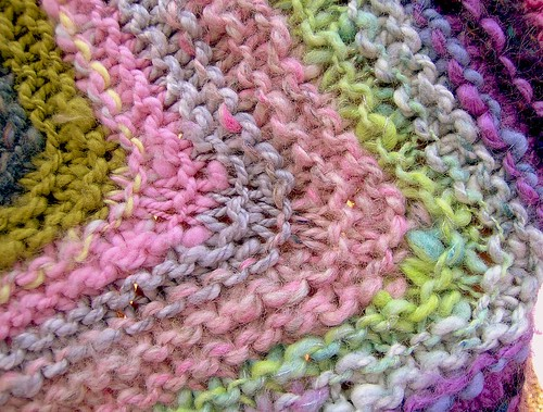 Shawl of Many Colors 6