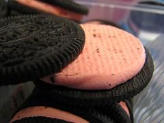 Strawberry Milkshake Oreos I (branflakez) Tags: birthday cookies strawberry tl bday milkshake oreos pinkforthecure