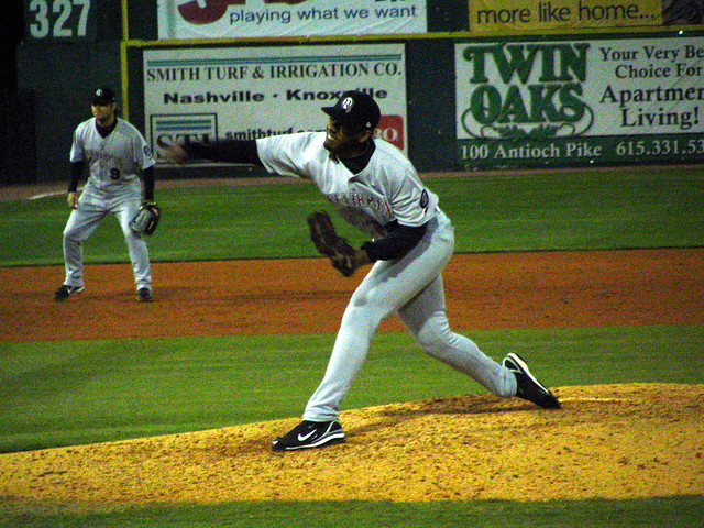 Wes Littleton, #23, relief pitcher, Oklahoma Redhawks