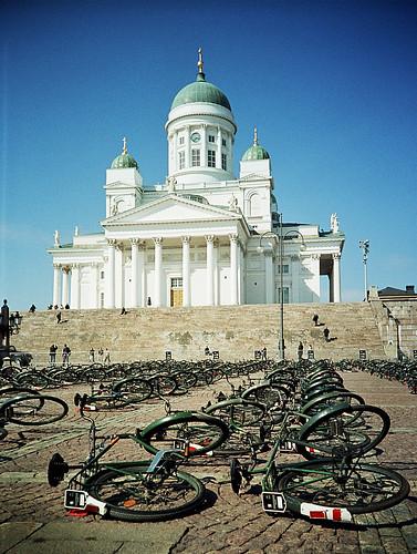 1000 bikes