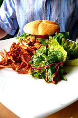 proa soft shell crab sandwich
