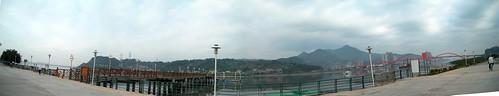 全景00-關渡碼頭