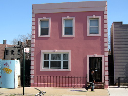 The Pepto Bismal Building