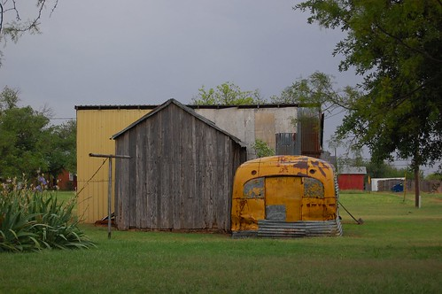 bus shed