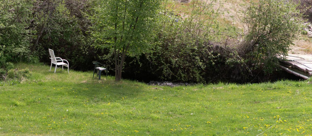 creek pan 4-29-07