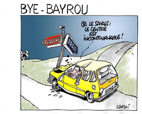 bye bayrou