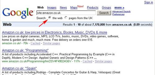 Google Placing UK Filtered Results in Supplemental Index?
