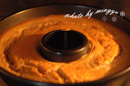 麵線2歲生日-香蕉蛋糕