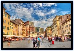 Piazza Campo dei Fiori, Roma