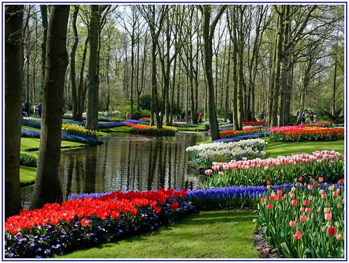 Worlds Most Amazing Flower Gardens