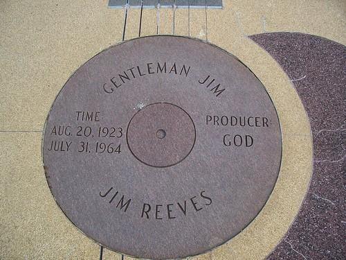 Jim Reeves Memorial