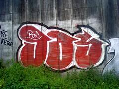 Joy (Falmer Underpass) (Graffiti Brighton) Tags: underpass graffiti brighton tag joy graff dub throwup falmer throwie