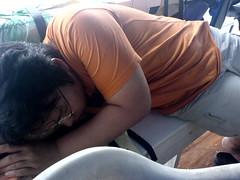 ธนดลนอนหลับ