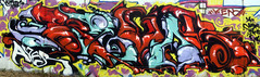 Revok (Chele In LA) Tags: street urban color art graffiti losangeles paint graf spray cheleinla graffitihunters