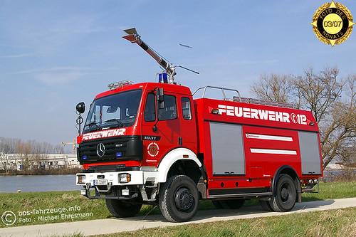 TLF FF Raunheim FdM März