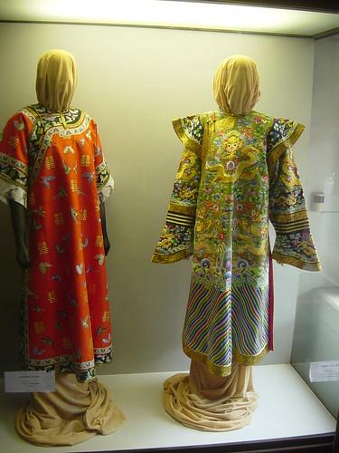 vestidos de concubina