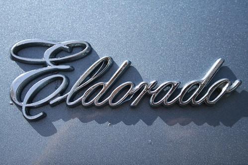 Eldorado emblem
