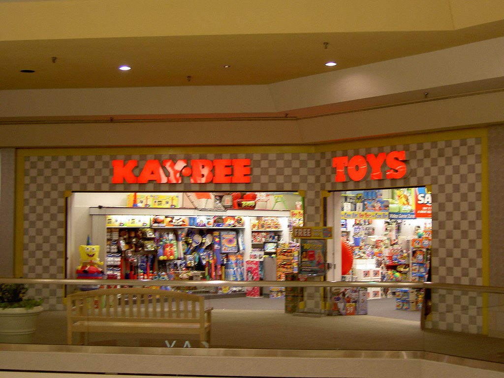 Kay-Bee Toys - Cherry Vale Mall