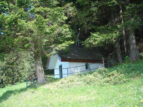 Kapelle Saul bei Appenzell