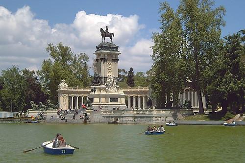 Conozca la ciudad de Madrid