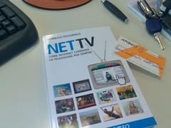 E' arrivato oggi... NET TV