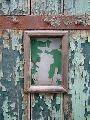 framed (Eastern State Penitentiary) (James Mundie) Tags: rust decayed easternstatepenitentiary penitentiary oldpaint mundie copyrightprotected ja