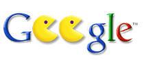 Google Pacman Tag