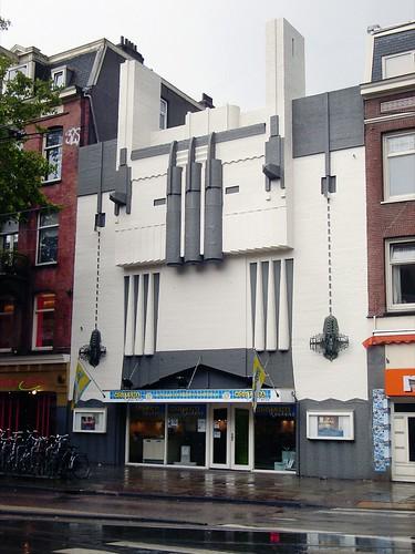 Ceintuur Theater, Amsterdam - facade
