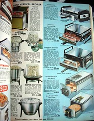 Broilers, Toasters, and Popcorn Poppers page 309