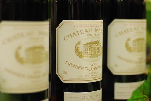 Chateau Margaux 2001