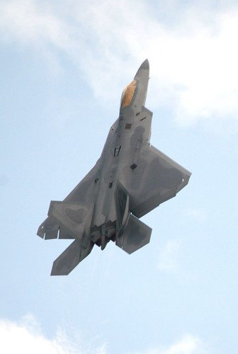 F-22 - Algae to Jet Fuel