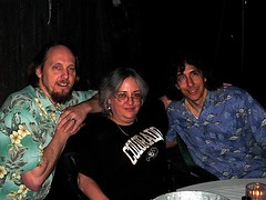 John & Melissa & Guitarboy @ Grisby.jpg