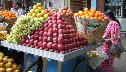 9th Block Fruit Cart
