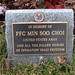 PFC Min Soo Choi Memorial